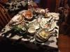 Voller Tisch