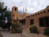 Typische Bauten in Santa Fe